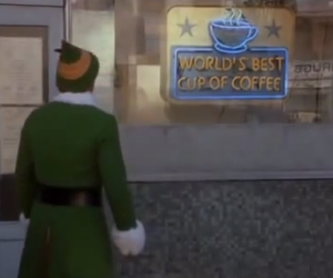 Elf coffee image